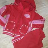 Спортивный костюм для девочки 122-134