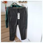 Новые брюки Simple с блестящей нитью рр М