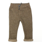 Стильные теплые брюки Nutmeg, 9-18 мес