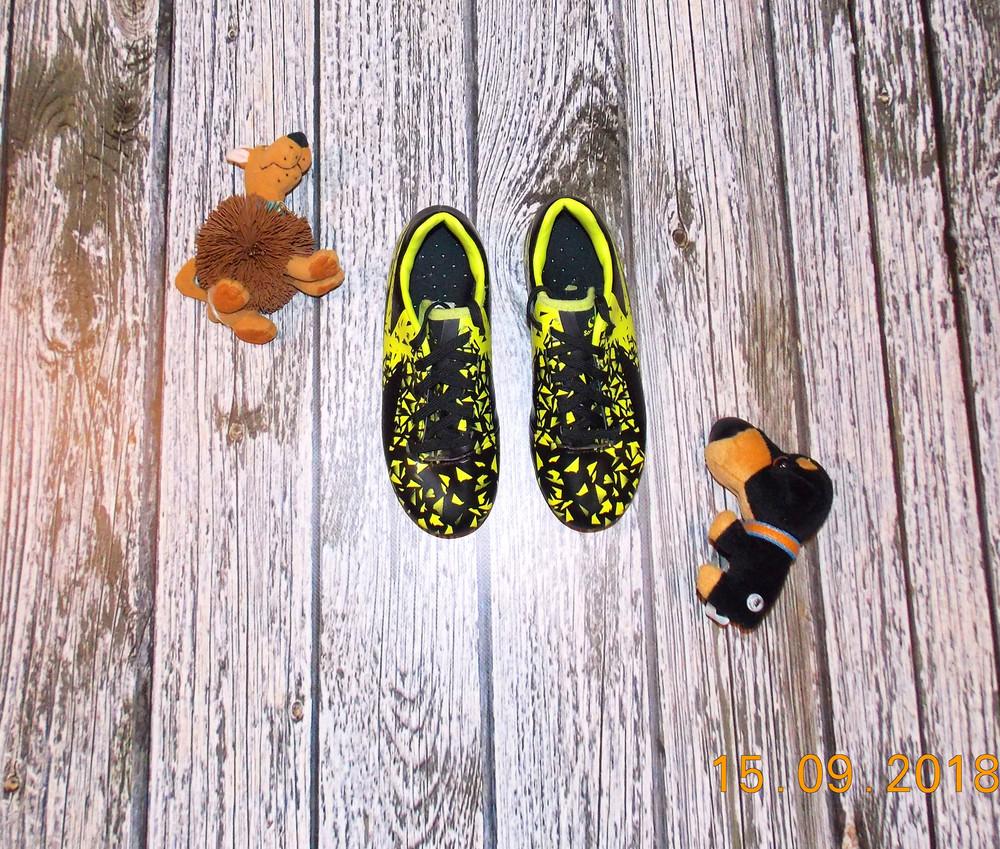 Футбольные бутсы sondico для мальчика (20 см) фото №2