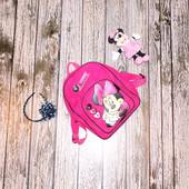 Фирменный рюкзак Disney для девочки 3-9 лет
