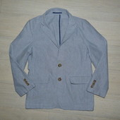 Котоновый пиджак Matalan 9 лет