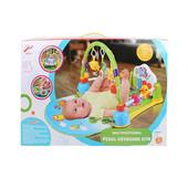 Коврик для младенца с музыкальной панелью 838-53