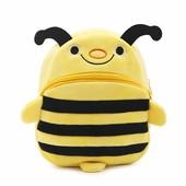 Рюкзак велюровый Bee Berni