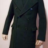 Пальто мужское XL чёрное