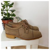 Новые мужские туфли Varese рр 42-43  Italy