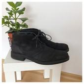 Мужские замшевые ботинки рр 45 Сделаны в Испании