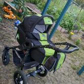 Продам коляску Tako 2 в 1 после одного ребенка