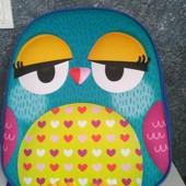 Рюкзак для дошкольника,новый,совушка