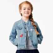 Джинсовый пиджак, жакет ТСМ Чибо. 134-140