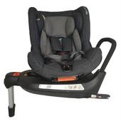 Автокресло Safe Rotate fix графитовый/серый Welldon ig03-S95-001