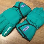 Мужские термо-перчатки в новом состоянии