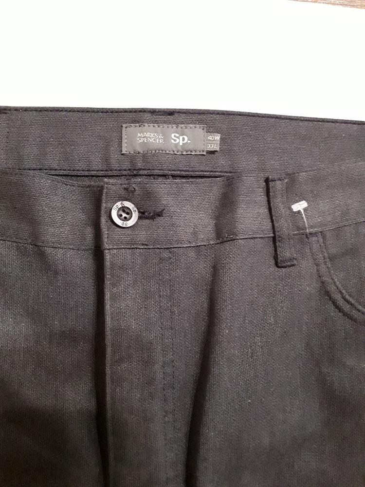 Фирменные брюки штаны 40 р. фото №4