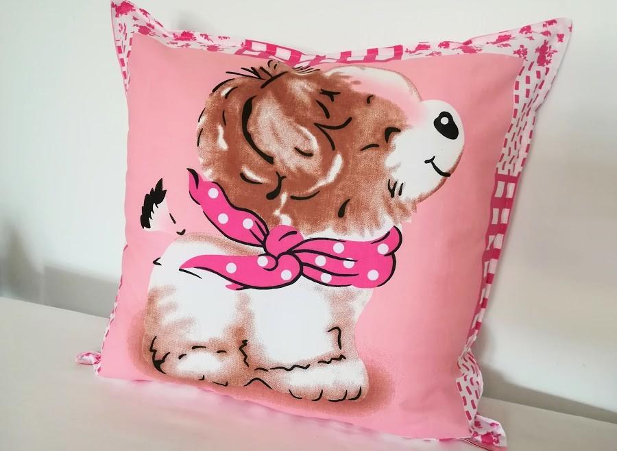 Милая, мягкая забавная декоративная подушка! фото №1