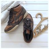 Кожаные кроссовки Reebok pp 47