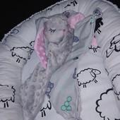 Комфортер сплюшка для малышей