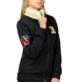 Теплый костюм женский, спортивный _черный, р-р 50-52