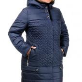 Зимняя женская куртка Олимпия, размеры 50-60 опт и розница,цвета разные