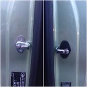 Накладки на замки дверей Chevrolet Шевроле