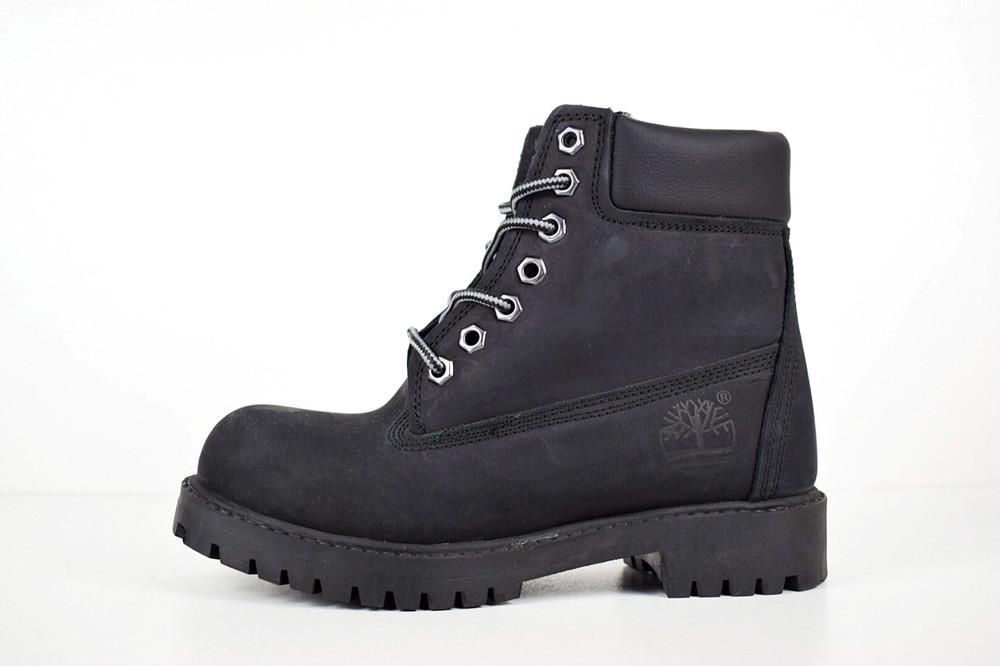 a165389bba82 Зимние женские ботинки Timerland Classic Boot black