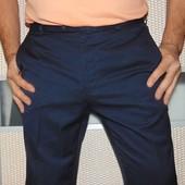 Стильние нарядние фирменние брюки бренд.Taylor&wright .м-л .34 .