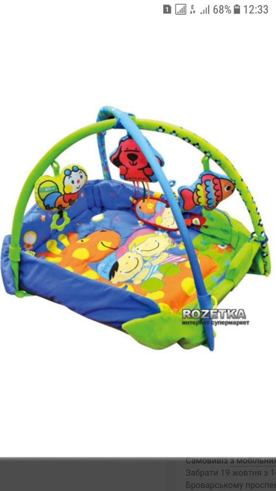 Развивающий коврик ks kids фото №1
