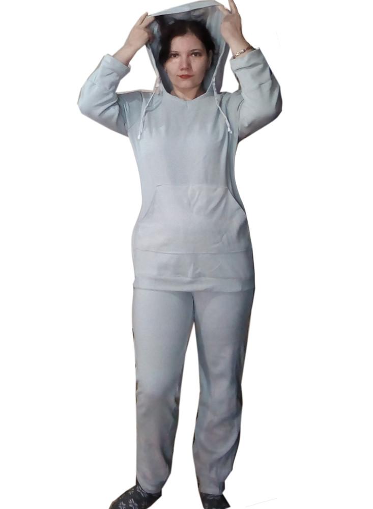 Пижама, домашний  костюм велюр р50 костюм спортивный фото №1
