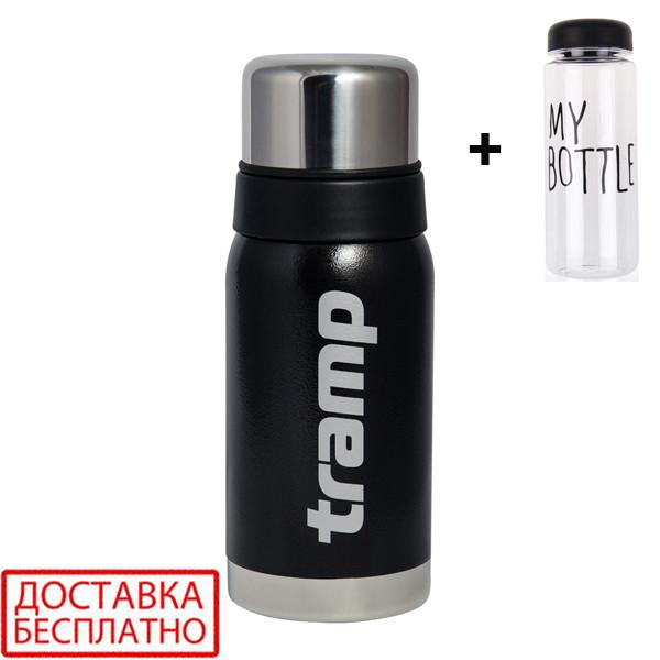 Термос tramp 0. 5 л trc-030 и подарок фото №1