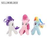 илая плюшевая Rainbow Dash Май литл пони (My Little Pony), 11 см