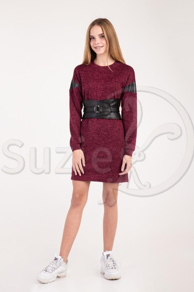 Теплое стильное платье от suzie фото №1