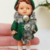 Кукла пупсик гдр Германия