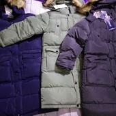 Зимние пальто 8-16лет. Венгрия