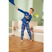 Пижама на мальчика  от lupilu.р. 146-152 см Брючки фланелевые.