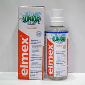 Ополаскиватель Elmex Junior 400мл от 6 до 12 лет (Нидерланды)