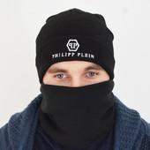 Комплекты Бафф(шарф) + шапка.