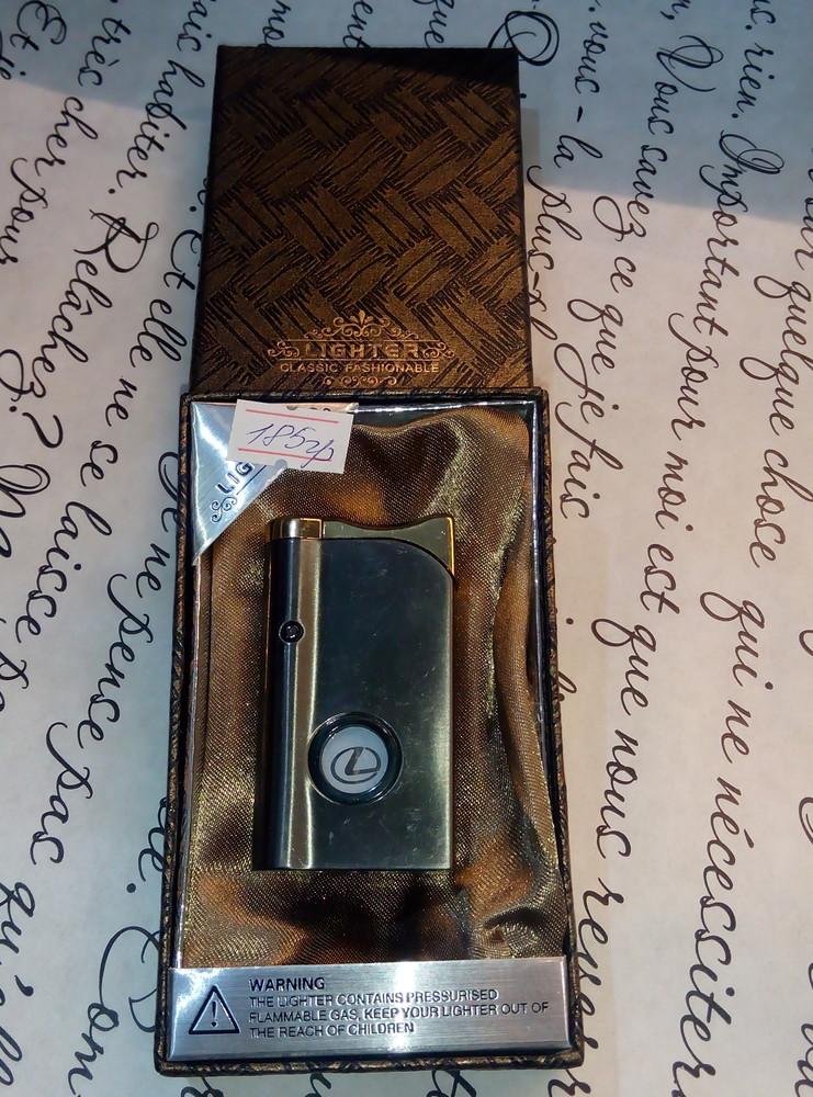 Подарочная зажигалка lexus ( газовая) фото №1