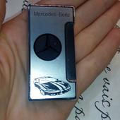подарочная зажигалка mercedes-Benz  ( газовая)