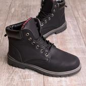 Зимние мужские высокие ботинки