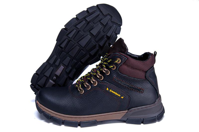 82ea47e5 Мужские зимние ботинки zg flotar classic black, цена 1160 грн ...