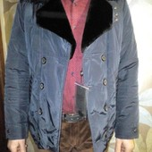 Стильныe зимниe, куртки на мexу 48-54 р-ры