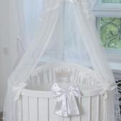 Балдахин в детскую кроватку (Много моделей)