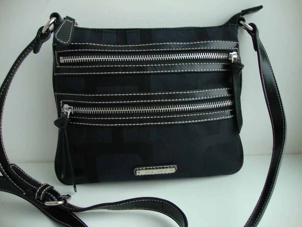 16a919a76111 Нова фірмова сумка кросбоді американського бренду nine west. оригінал фото  №1