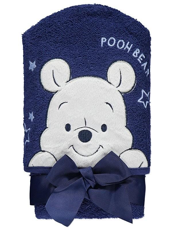 Полотенце уголок для детей винни пух фото №1