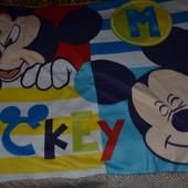 детское флисовое одеяло плед Disney 154х120 Англия