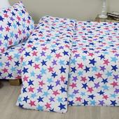 Постельное белье детское ранфорс Stars