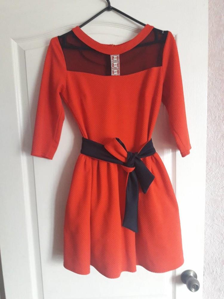 Девушки, продам стильное новое платье! фото №1