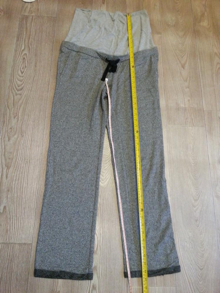 Штаны для беременных l,xl фото №1