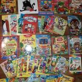 Детские книги (состояние новых)