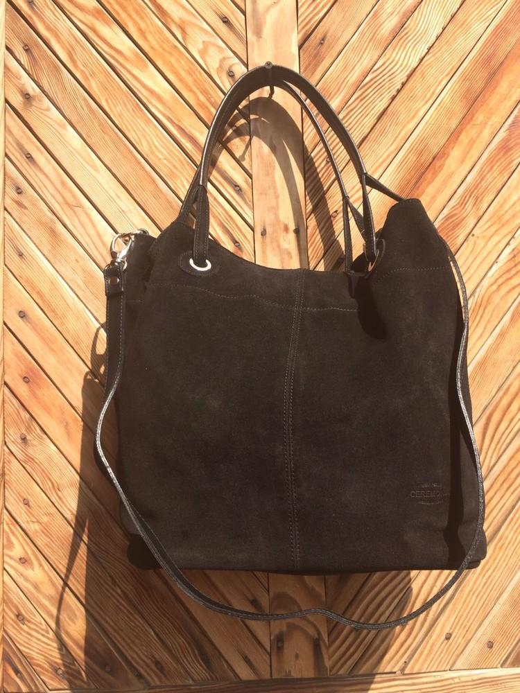 Женская сумка из натуральной замши, цена 1415 грн. купить 1796063 ... 94cae1db710
