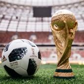 Сувенирный мини-мяч 2018 Fifa world cup russia™ Міні - М'яч